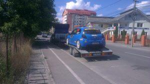 Transport auto rally Cluj